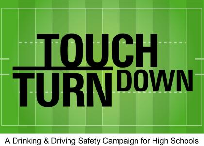Touch Down Turn Down